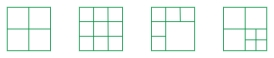 Divided Squares
