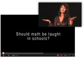 Math In Schools