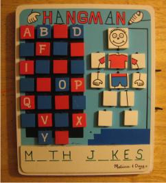Hangman - 11 Parts