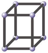 Skeleton Cube