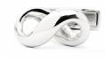 Infinity Cuff Links