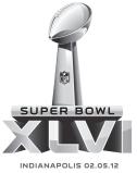 Logo - Super Bowl XLVI