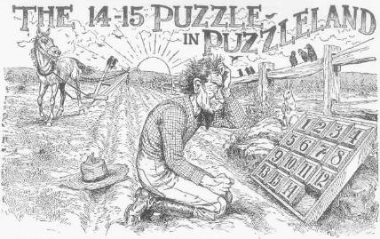14-15 Slider Puzzle