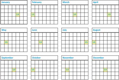 Ides Calendar