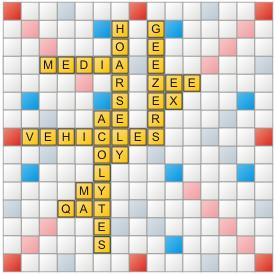 Scrabble - CatLady356