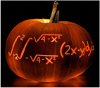 Pumpkin Double Integral