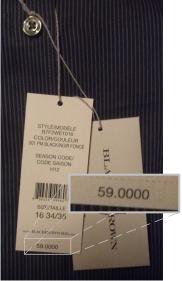 Shirt Price