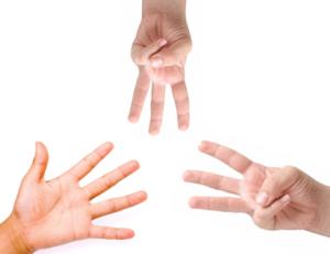LowShamBow - Three Hands