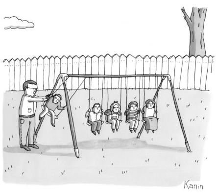 Newtons Cradle Playground