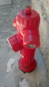 Fire Hydrant - Square