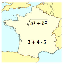 Math in France