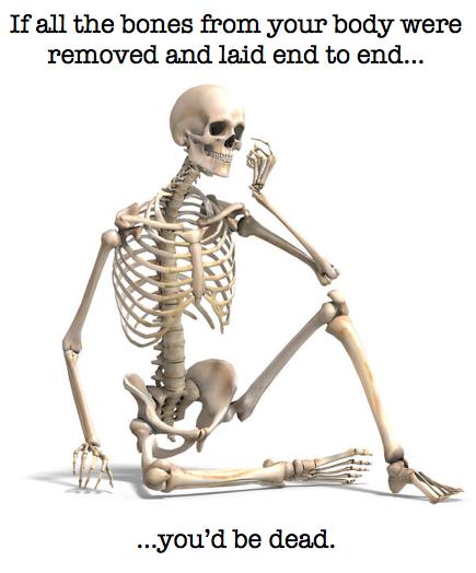 Removed Bones