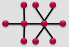 Irreducible Tree of Degree 10