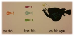 one fish three fish