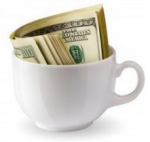 Cup Of Money