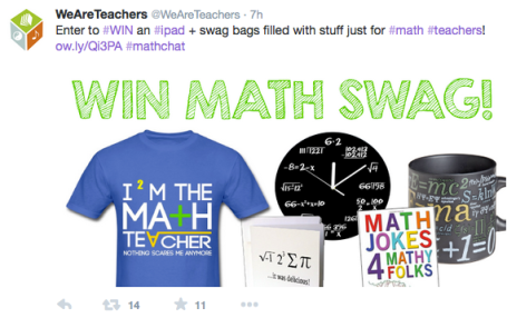 Swag Bag on Twitter