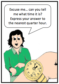 Time Express Answer