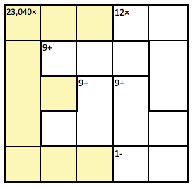 Harold Reiter - Big E Puzzle