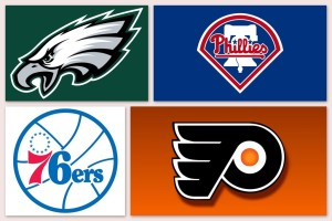 Philly Sports Logos