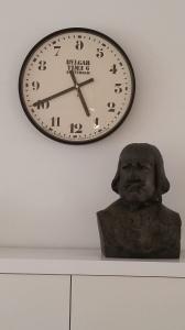 Rundetaarn clock
