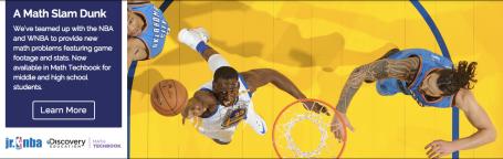 DE and NBA Math