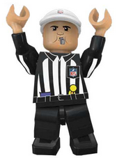Lego NFL Referee