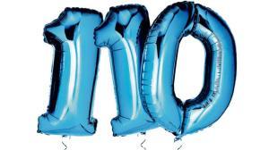 110 Balloons